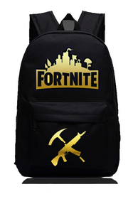 FORTNITE rygsæk / skoletaske i cool design (model A)