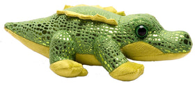 Wild Republic Hug'ems Mini Alligator Bamse 18 cm