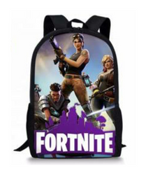 FORTNITE rygsæk / taske i cool design (model L)