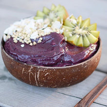 Laden Sie das Bild in den Galerie-Viewer, kokosnuss schale coconut bowl smoothie bowl