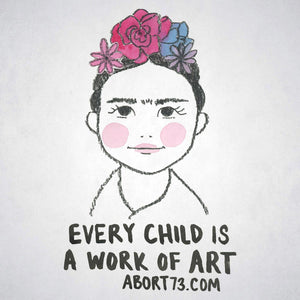 Every Child is a Work of Art