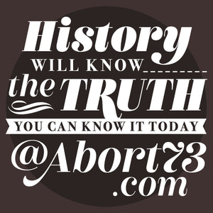 History Will Know the Truth…