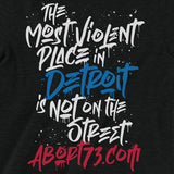 The Most Violent Place in Detroit is not on the Street.