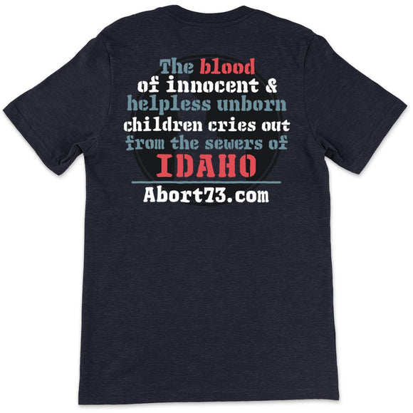 Idaho (Innocent Blood): Unisex T-Shirt