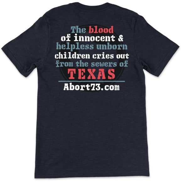 Texas (Innocent Blood): Unisex T-Shirt