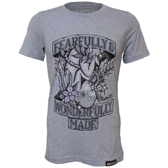 Fearfully & Wonderfully Made: Unisex T-shirt