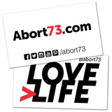 Love Life: Promo Cards (50 pack)