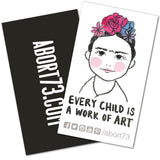 Every Child is a Work of Art: Promo Cards (50 pack)
