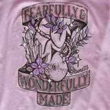Fearfully & Wonderfully Made: Women's Relaxed Fit T-shirt