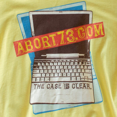 The Case is Clear: Unisex T-Shirt