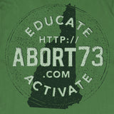 New Hampshire (Educate/Activate): Unisex T-Shirt