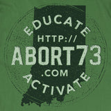 Indiana (Educate/Activate): Unisex T-Shirt