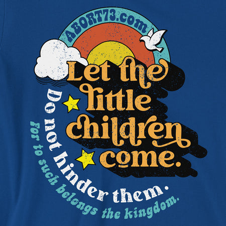 Let the Little Children Come: Unisex T-Shirt