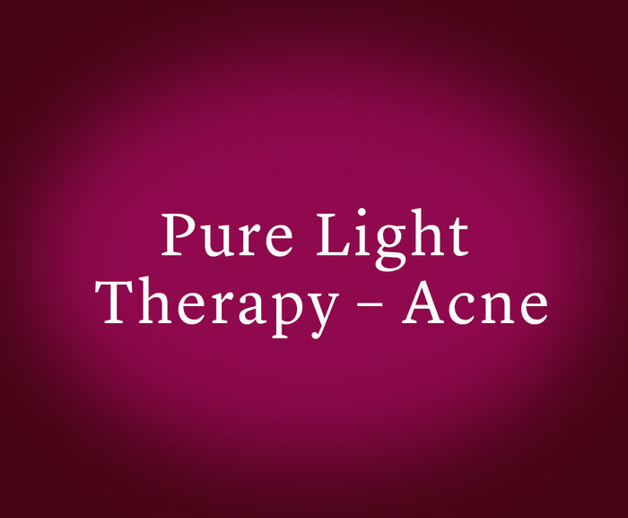 Pure Light Therapy – Acne