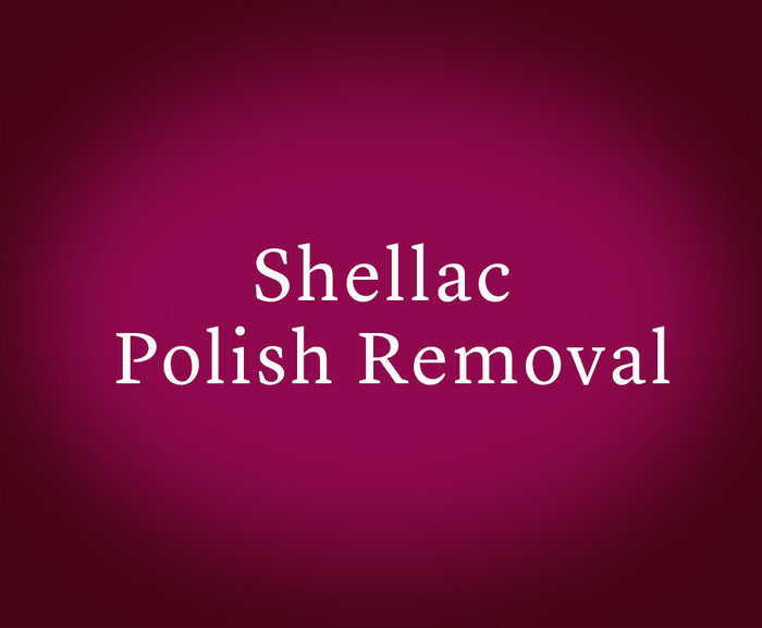 Shellac Polish Removal