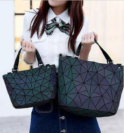 Luminesk Star reflective Handbag