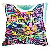 Cat Series Decor Pillow