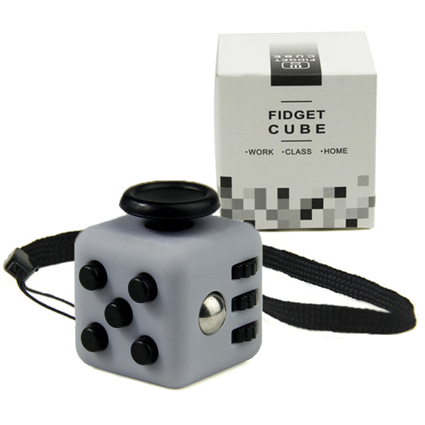 The Ultimate Stress Relieving Cube
