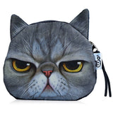 Cat Wallet Storage Buggy