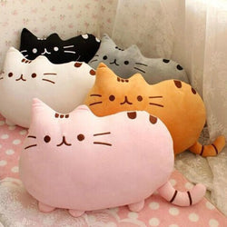 Pusheen Cat Pillow With PP Cotton