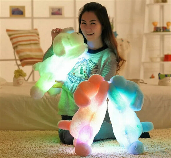 LED Dog Stuffed and Toys