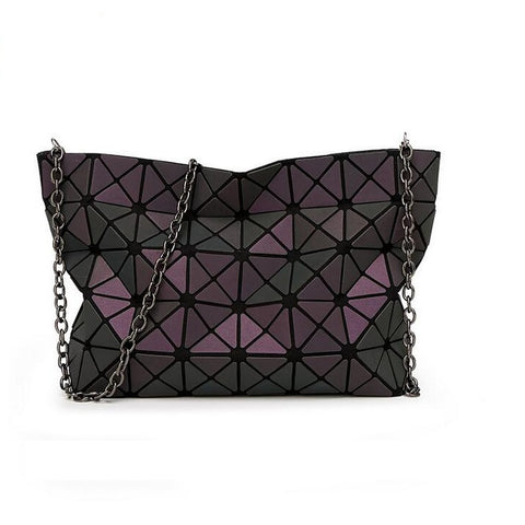 Hologram shoulder bag