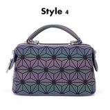 Luminesk pilow handbag