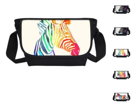 Fashion Zebra Bags