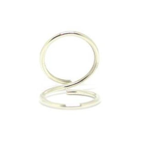 Sterling Silver Ring Splints