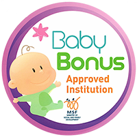 Baby Bonus Apprived Institution | Sin Chew Optics & Contact Lens Centre