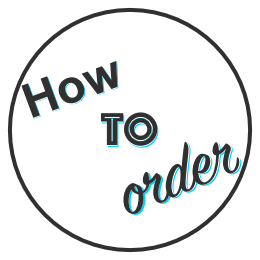 How to order! Shopping Made Easy