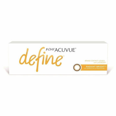 1-DAY ACUVUE DEFINE RADIANT BRIGHT, 30/Box-ACUVUE®-Sin Chew Optics