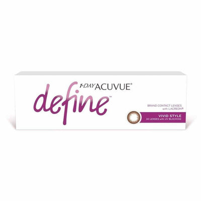 1-DAY ACUVUE DEFINE VIVID STYLE, 30/Box-ACUVUE®-Sin Chew Optics