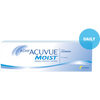 ACUVUE® | 1-DAY ACUVUE MOIST, 30/Box | Contact Lenses | 1+- | Singapore Authorised Dealer | Sin Chew Optics