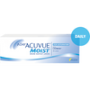 ACUVUE® | 1-DAY ACUVUE MOIST FOR ASTIGMATISM, 30/Box | Contact Lenses | 1+- | Singapore Authorised Dealer | Sin Chew Optics
