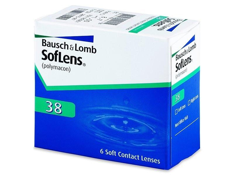 Soflens 38, 6/Box-Bausch+Lomb®-Sin Chew Optics