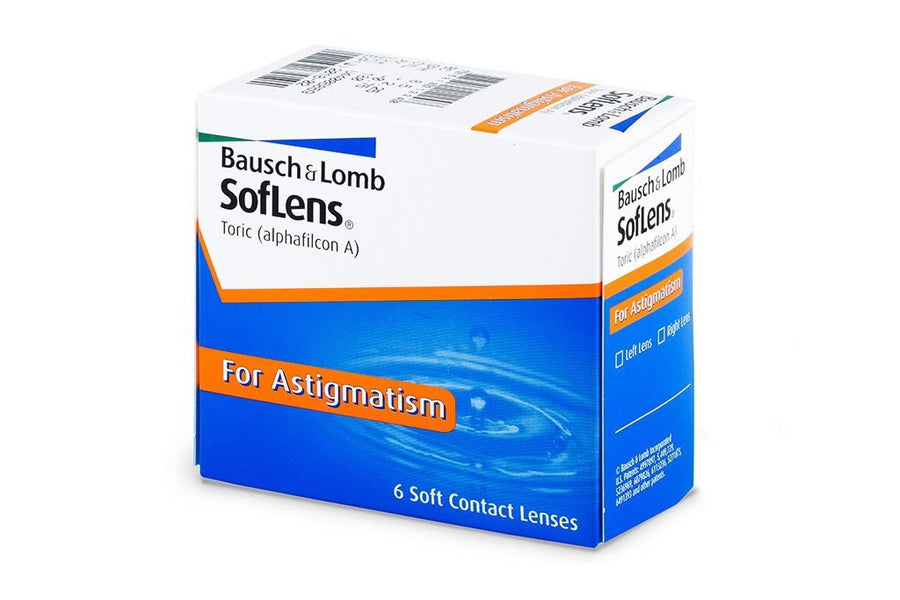 Soflens Toric, 6/Box-Bausch+Lomb®-Sin Chew Optics