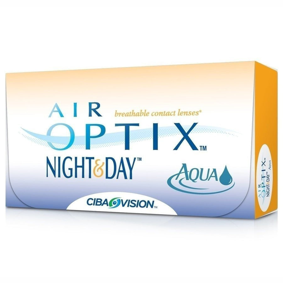 AIR OPTIX® NIGHT & DAY® AQUA, 6/Box-AIR OPTIX®-Sin Chew Optics