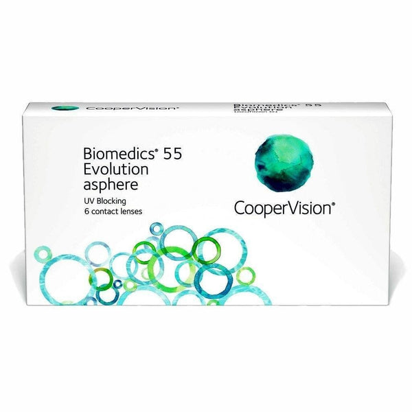 Biomedics® 55 Evolution Monthly Contact Lenses - Sin Chew Optics 5f5dd701b879