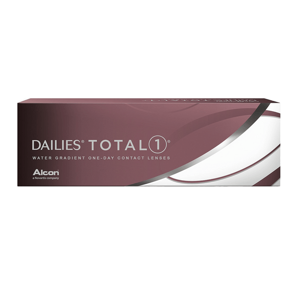 DAILIES® | DAILIES TOTAL1 Water Gradient Contact Lenses, 30/Box | Contact Lenses | - | Singapore Authorised Dealer | Sin Chew Optics