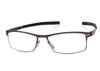 ic! berlin | ic! berlin Alwin C | Eyeglasses | Alwin C, graphite- | Singapore Authorised Dealer | Sin Chew Optics