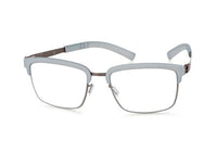 ic! berlin | ic! berlin Downtown | Eyeglasses | Downtown, graphite-faded-mint- | Singapore Authorised Dealer | Sin Chew Optics