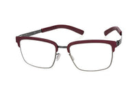 ic! berlin | ic! berlin Downtown | Eyeglasses | Downtown, gun metal-red-brick- | Singapore Authorised Dealer | Sin Chew Optics