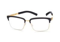 ic! berlin | ic! berlin Downtown | Eyeglasses | Downtown, rose gold-black- | Singapore Authorised Dealer | Sin Chew Optics