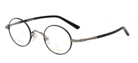 RETROCRAFT | RETROCRAFT RC1085 Black | Eyeglasses | Black/Sliver- | Singapore Authorised Dealer | Sin Chew Optics