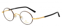 RETROCRAFT | RETROCRAFT RC1085 Black | Eyeglasses | Copper/Gold- | Singapore Authorised Dealer | Sin Chew Optics