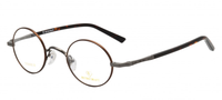 RETROCRAFT | RETROCRAFT RC1085 Black | Eyeglasses | Copper/Gun Metal- | Singapore Authorised Dealer | Sin Chew Optics