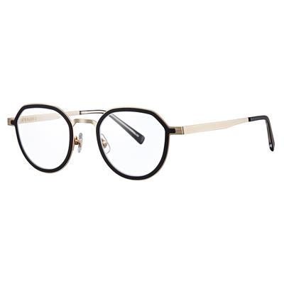 Stealer Switch Black/Gold-STEALER-Sin Chew Optics