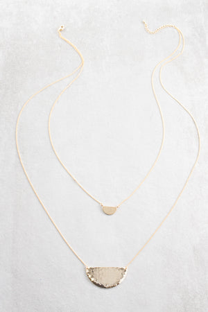 Zari Layered Necklace