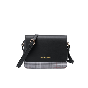 The Desi Crossbody Handbag | Black